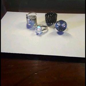 4 dinner rings